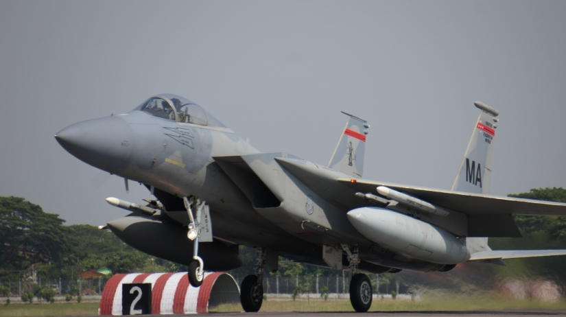 104th FW Participates in multinational exercise inMalaysia